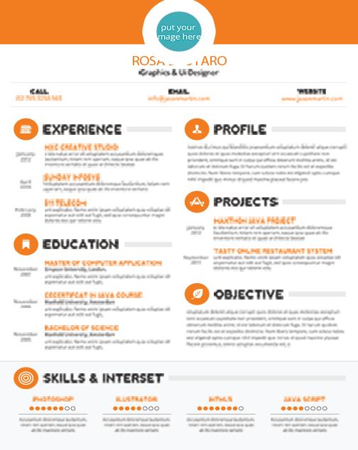 Modelo Curriculum Completo