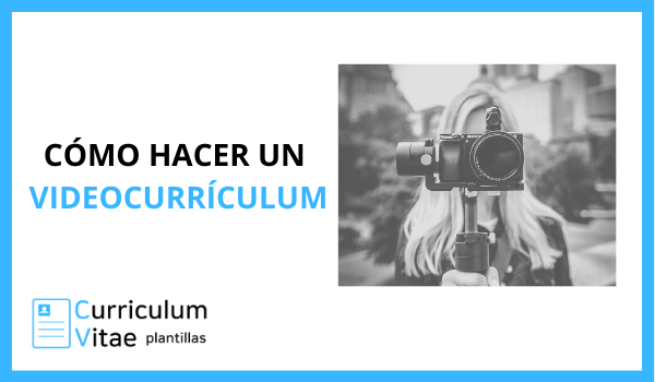 curriculum en video