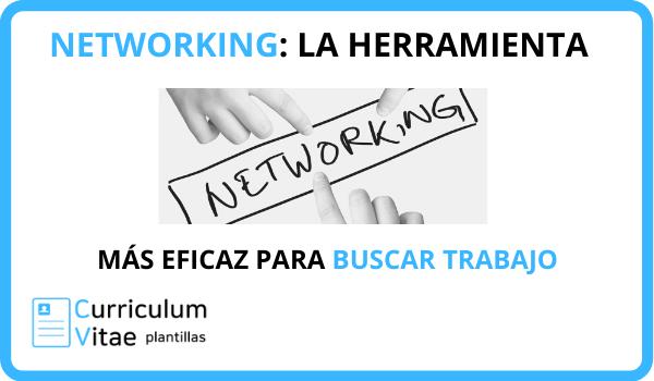 Networking la herramienta más eficaz para buscar empleo