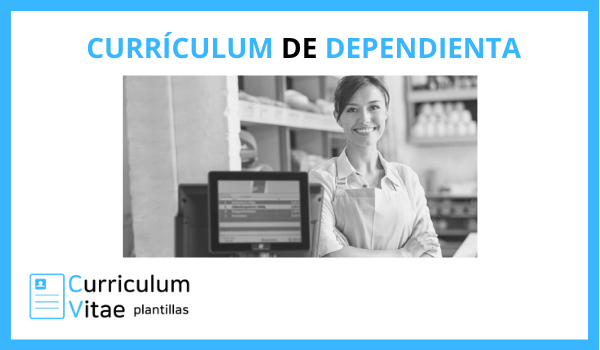 curriculum dependienta